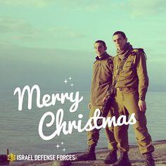 Twitter / IDFSpokesperson: IDF soldiers wish you a ...