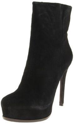 Pour La Victoire Women's Bardot Suede Stiletto Boot