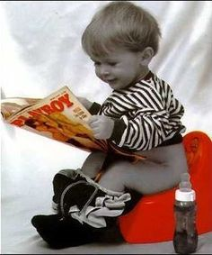 Funny Baby Pictures, if i had a boy I'd totally do this, because he would love this pic when he grew up