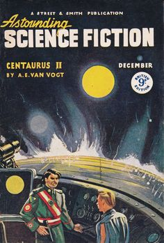 Astounding Science Fiction. December1947