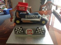 luxury racing car cake Designurcakes Pinterest Car cakes and Cake