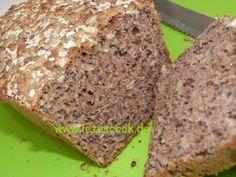 Schnelles Vollkornbrot - სახელდახელო სრულმარცვლოვანი პური-let us cook