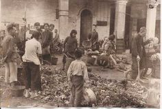 The Great Chinese Famine 1958-1962 Most of the famine was caused because Mao forced farmers into industrial careers and many Chinese turned to cannibalism. Millions were tortured to death for stealing food while Mao and his officers dined on $1,000 French meals and Scotch Whisky.