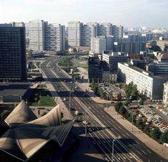 Leipzigerstrasse Berlin 1982