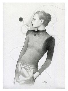 Fashion illustration // Bokyung Sung