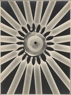"design-is-fine: ""Willy Zielke, work from the Candle series, 1933-34. Gelatin silver print. Via Getty """