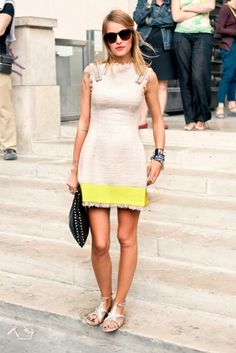 Carlotta Oddi #streetstyle #fashion