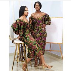 Top Ten Super Stylish And Unique Ankara Styles For Ladies | Dabonke