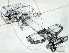 Early design Ron Cobb | Ранний дизайн Рона Кобба Xenomorph, Den Of Geek, Space Engineers, Spaceship Design, Spaceship Art, Sci Fi Ships, Science Fiction Art, Space Travel, Space Crafts