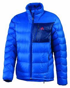 Adidas OUTDOOR - Super Trekking Light Down Jacket - Men s - Blue Beauty -  Large. 64b2ff60a2