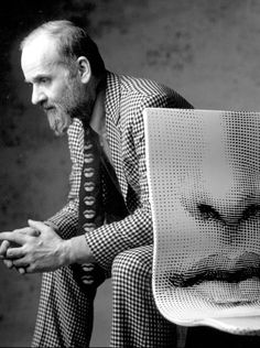 Fornasetti - painter, sculpture, interior designer and engraver.