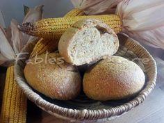 Pane+con+farina+di+mais+a+lievitazione+naturale