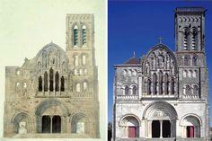 VEZELAY // Basilique Sainte-Marie-Madeleine - Opus 5 Architectes