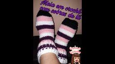 Sock Shoes, Baby Shoes, Fingerless Gloves, Arm Warmers, Lana, Knit Crochet, Slippers, Socks, Knitting
