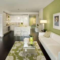 Perfect for condo living. More of that amazing green!!