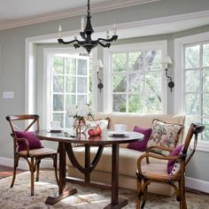 Delicieux Breakfast Area With Settee   Google Search