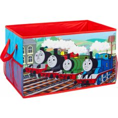 Thomas the Train Storage Trunk with Handles