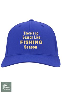 No Season Like Fishing Season Cap b  73d18324848f