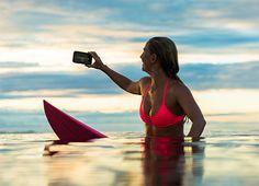 Étui submersible et hydrofuge pour iPhone de marque Pelican - Transport gratuit / Waterproof and submersible Pelican case for iPhone