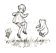 Christopher Robin, Winnie The Pooh, Tigger,Piglet Eeyore, Kanga, Roo, Owl, Rabbit http://www.theatreofyouth.org