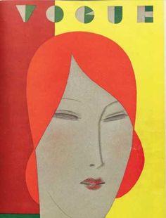 Vogue, Eduardo Garcia Benito, 1929