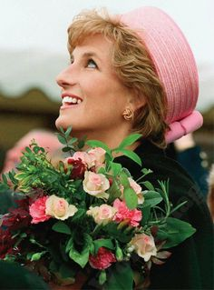 Princess Diana candid photos