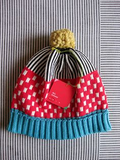 A cozy way of keeping your ears warm...