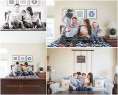 Family Photography | Newborn Photography | Family and Newborn Posing