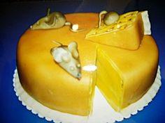 tort ser plus myszki Cake, Desserts, Food, Pie Cake, Meal, Cakes, Deserts, Essen, Hoods