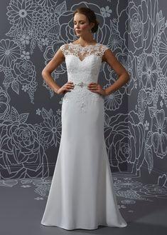 b8883911 8 Best Romantica Wedding Dresses images | Lovely dresses, Cute ...