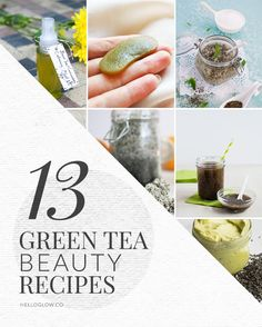 13 Amazing Ways to Use Green Tea in Your Beauty Routine | Hello Glow