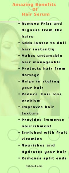 9135f4b82b1 8 Best Serums for Dry and Frizzy Hair With Review