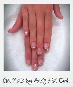 Gel Nails by Andy Hai Dinh