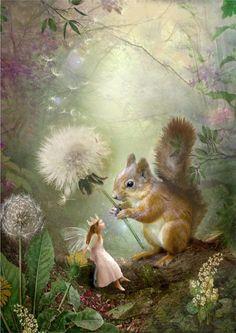 Charlotte Bird Fairy Prints, hand made in the UK von CharlotteBirdfairies Oil Paint Effect, Fairytale Art, Artist Profile, Fairy Art, Pics Art, Faeries, Fantasy Art, Fairy Tales, Backdrops