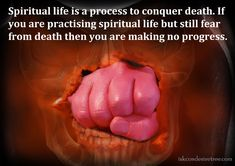 Bhakti Charu Swami on Conquering Death