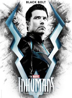 Anson Mount starring in the upcoming Marvel TV series The Inhumans as Black Bolt