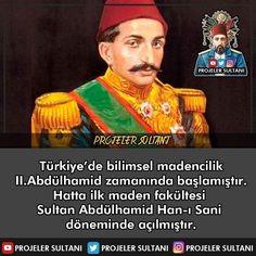 """- II. ABDULHAMİD HAN - (@projeler_sultani): """"İLKlerin ve ENlerin Sultanı.. . #projelersultani #osmanlı #osmanli #fsm #uluhakan #payitaht…"""""""