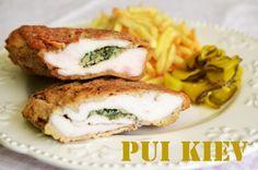 Pui Kiev - Retete culinare by Teo's Kitchen