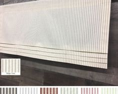Farmhouse Ticking Stripe Cafe Curtains/Drapes/Valance/Pillow -Overall Buckle Tab Top Colors-Custom Curtains -Ships in Biz Days Farm Curtains, Tab Top Curtains, Drapes Curtains, Valance, Drapery Hardware, Drapery Panels, Ticking Stripe, Custom Curtains, Ticks