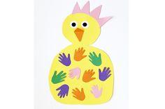 Kana, jolla on käsihöyhenet