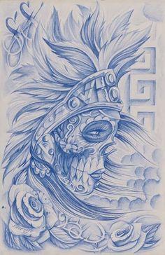 Post destinado a ajudar o leitor com a escolha de desenhos e a montagem da tatuagem / Post  to assist  the reader  with the choice of  tatto...