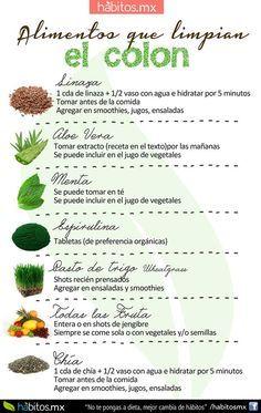 Hábitos Health Coaching   ALIMENTOS QUE NOS AYUDAN A LIMPIAR EL COLON
