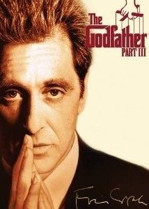 In the midst of trying to legitimize his business dealings in 1979 New York and Italy, aging mafia don Michael Corleone seeks to vow for his sins while taking a young protégé under his wing.