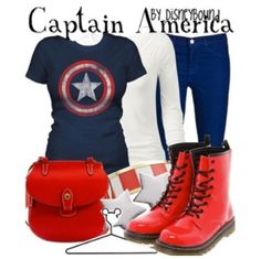 Why yes I would love to be captain America for the day.