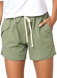 YUELANDE Men Beach Camouflage Multi-Pocket Ruffle Wash Loose Cargo Shorts