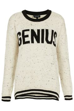 Knitted Genius Jumper - New In This Week - New In - Topshop USA