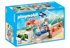 Pet Examination Room - 5530 - PLAYMOBIL® USA