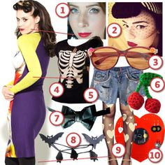Kate Nash · DIY The Look · Cut Out + Keep
