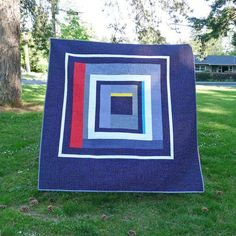 This quilt back could be a quilt FRONT!