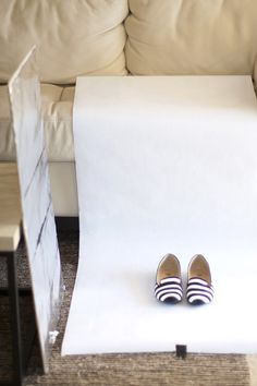 DIY: photo trick (this photography tip uses items you have lying around the house!)